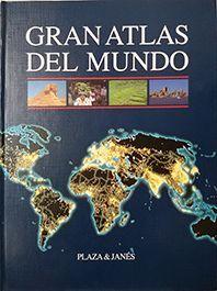 GRAN ATLAS DEL MUNDO (CON LAS NUEVAS FRONTERAS)