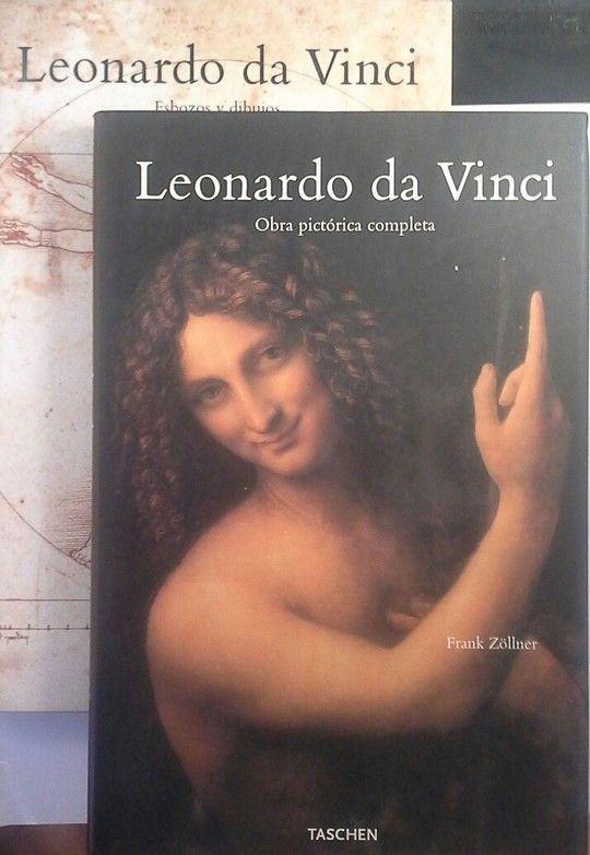 LEONARDO DA VINCI 1452-1519 - VOLÚMENES I Y II
