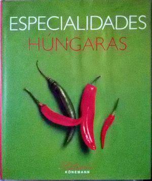 ESPECIALIDADES HUNGARAS - CULINARIA