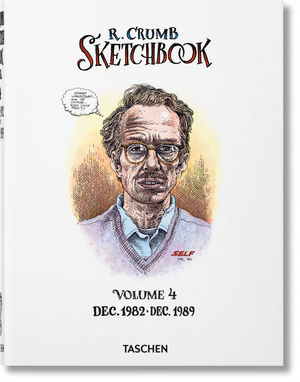 ROBERT CRUMB SKETCHBOOK VOL. IV- DEC 1982-DEC. 198