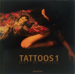 TATTOOS 1 BEST OF ARTISTS- ESP.