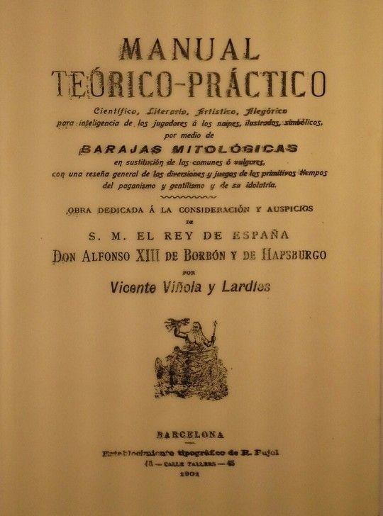 MANUAL TEÓRICO-PRÁCTICO BARAJAS MITOLÓGICAS. CIENTIFICO LITERARÍO ARTÍSTICO ALEG