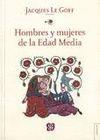HOMBRES Y MUJERES DE LA EDAD MEDIA