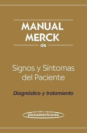 MANUAL MERCK DE SIGNOS Y SÍNTOMAS DEL PACIENTE