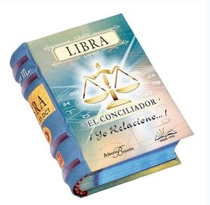LIBRA (24 SET- 23 OCT). MINILIBROS