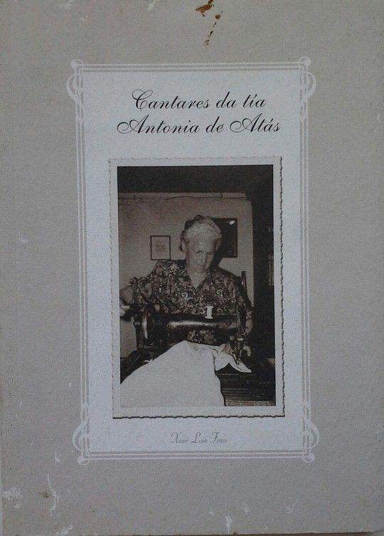 CANTARES DA TIA ANTONIA DE ATAS