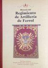 HISTORIA DEL REGIMIENTO DE ARTILLERIA DE FERROL