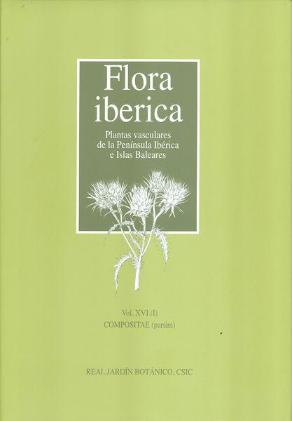 FLORA IBERICA. VOL. XVI/1: COMPOSITAE (PARTIM)