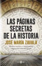 LAS PÁGINAS SECRETAS DE LA HISTORIA