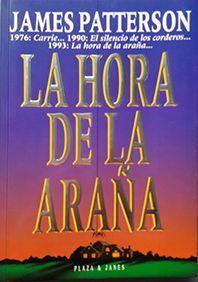 LA HORA DE LA ARAÑA