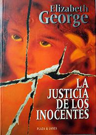 JUSTICIA DE LOS INOCENTES
