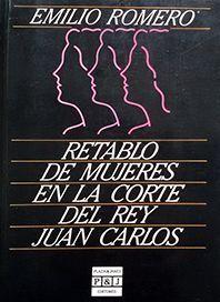 RETABLO DE MUJERES EN LA CORTE DEL REY JUAN CARLOS
