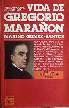 VIDA DE GREGORIO MARAÑÓN