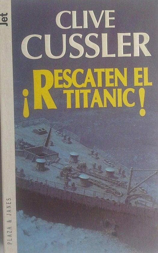 RESCATEN AL TITANIC
