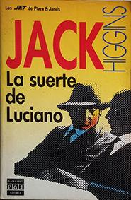 BIBLIOTECA DE JACK HIGGINS.