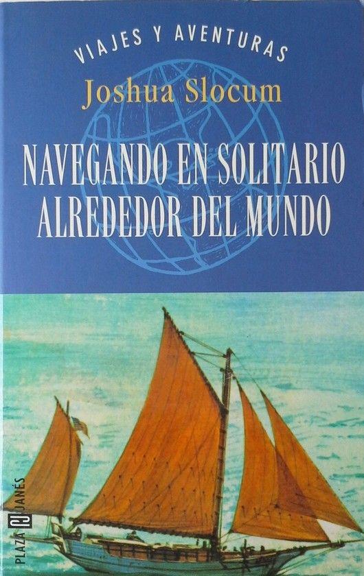 NAVEGANDO EN SOLITARIO AL REDEDOR DEL MUNDO