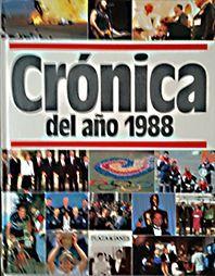 CRÓNICA DEL AÑO 1988