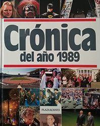 CRÓNICA DEL AÑO 1989