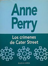 LOS CRÍMENES DE CATER STREET