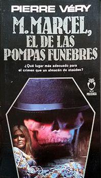 M. MARCEL, EL DE LAS POMPAS FÚNEBRES