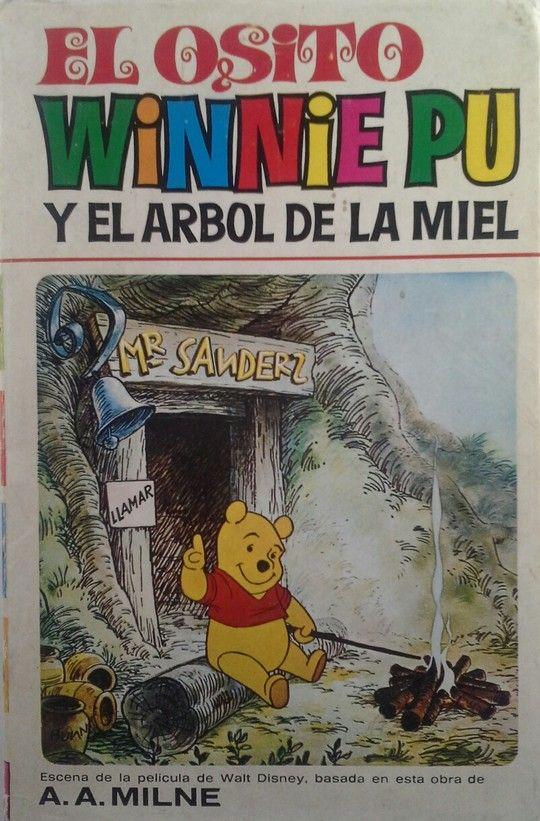 EL OSITO WINNIE PU Y EL ARBOL DE LA MIEL