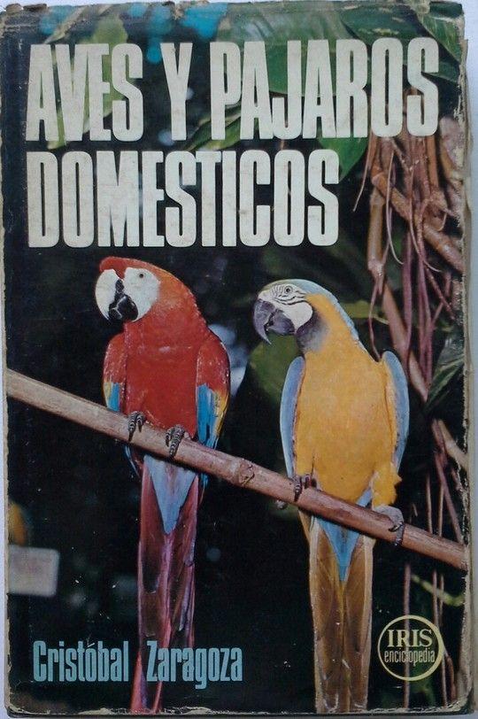 AVES Y PÁJAROS DOMÉSTICOS