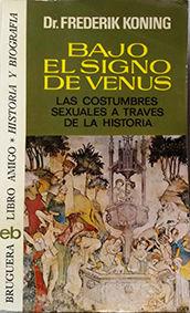 BAJO EL SIGNO DE VENUS