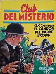 EL CANDOR DEL PADRE BROWN Nº  12