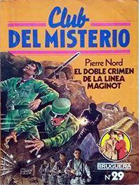 EL DOBLE CRIMEN DE LA LÍNEA MAGINOT Nº 29