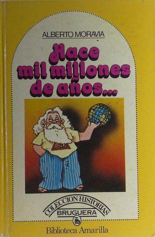 HACE MIL MILLONES DE AÑOS--