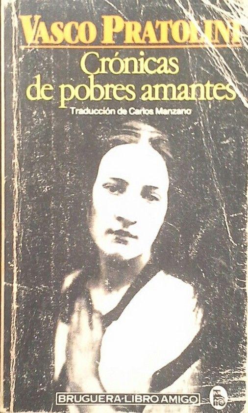 CRÓNICAS DE POBRES AMANTES