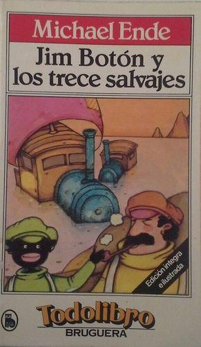 JIM BOTON Y LOS TRECE SALVAJES