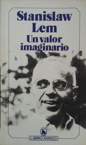 VALOR IMAGINARIO, UN
