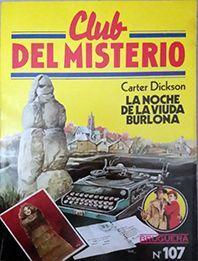 LA NOCHE DE LA VIUDA BURLONA Nº107