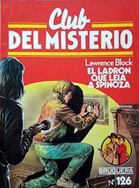 EL LADRÓN QUE LEÍA A SPINOZA Nº 126