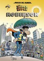 MAGOS DEL HUMOR SUPERLOPEZ Nº 193. ROBINSON