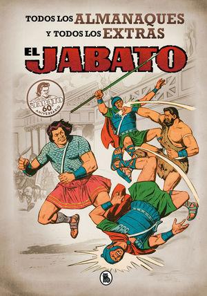 EL JABATO: TODOS LOS ALMANAQUES Y TODOS LOS EXTRAS