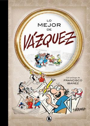 LO MEJOR DE VÁZQUEZ