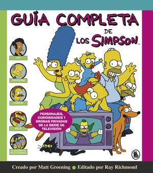 GUIA COMPLETA DE LOS SIMPSON (LOS SIMPSON)