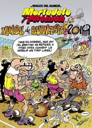 MAGOS DEL HUMOR 200 MORTADELO Y FILEMON: MUNDIAL BALONCESTO 2019