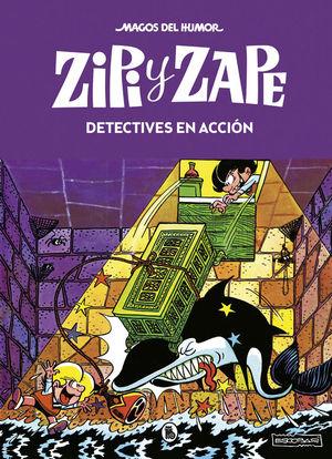 ZIPI Y ZAPE 16: DETECTIVES EN ACCIÓN