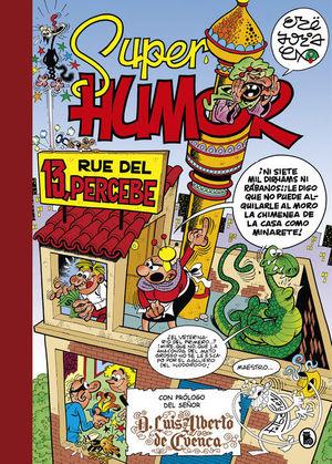 SUPER HUMOR 35. 13 RUE DEL PERCEBE