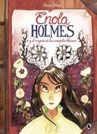 ENOLA HOLMES 3: ENOLA HOLMES Y EL ENIGMA DE LAS AMAPOLAS BLANCAS