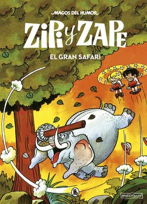 ZIPI Y ZAPE. EL GRAN SAFARI