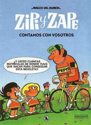 ZIPI Y ZAPE MAGOS DEL HUMOR 209: CONTAMOS CON VOSOTROS