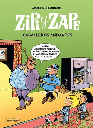 ZIPI Y ZAPE MAGOS DEL HUMOR 210: CABALLEROS ANDANTES