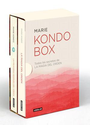 TODOS LOS SECRETOS DEL M�ETODO KONMARI (BOX)