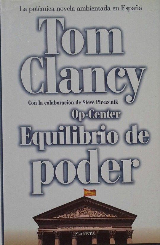 OP-CENTER ; EQUILIBRIO DE PODER
