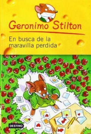 GS2. EN BUSCA DE LA MARAVILLA PERDIDA