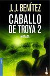 MASADA. CABALLO DE TROYA 2 (BOL)
